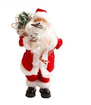Dancing Santa Claus Christmas Musical Singing Animated Gemmy Jingle Musi... - $38.48