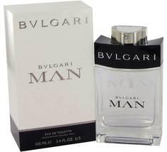 Bvlgari Man Cologne 3.4 Oz Eau De Toilette Spray image 4