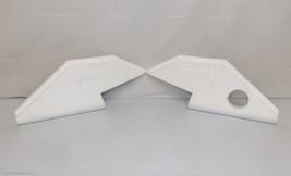 Whirlpool Refrigerator : Evaporator Fan Support Scrolls (4388358) {P1608} - $19.79