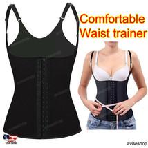 Vest Waist Cincher Underbust  Trainer Girdle Control Chaleco BodyShaper Comforte - $12.13+