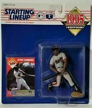 Jeffrey Hammonds Baltimore Orioles Starting Lineup MLB Figure NIB 1995 O's - $19.79