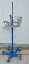 GE CRITIKON DINAMAP PRO CARE SCAPE ROLLING STAND W/ BASKET HANDLE MODEL ... - $124.99
