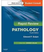 Rapid Review Pathology: With STUDENT CONSULT Online Access - $55.99