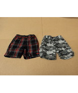 Hawk Shorts Lot Of 2 Cotton Polyester Male Kids 2-4 2T Multi-Color - $14.70