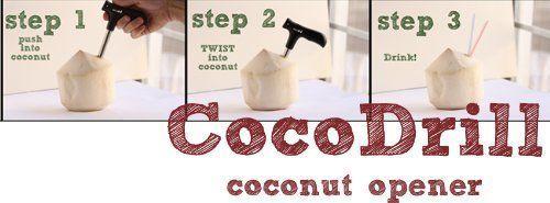 Karma Kitchen Nut Milk Bag + CocoDrill Coconut Opener Tool 1 Gallon XL Nutmilk
