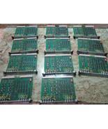 ADCOLE CIRCUIT BOARD PC. BOARD B53733 S2 REV. - .LOT OF 3 PIECES - $269.00