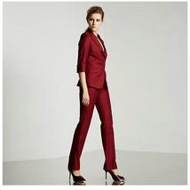 New  2020 Limited Formal Women's Custom Business Wear To Work Pants Suit image 3