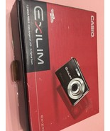 Casio Exilm 7.2 MP Silver Digital Camera EX-Z70 SLVR - $76.75