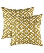 TreeWool, (2 Pack Throw Pillow Covers Moroccan Accent Decorative Pillowc... - $16.99