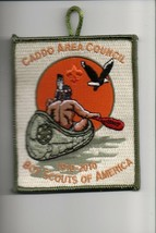 1910-2010 Caddo Area Council Boy Scouts of America 100th Anniversary patch - $5.94