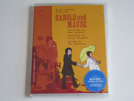 Harold and Maude (The Criterion Collection) [Blu-ray] Bluray WS New & Sealed OOP image 2