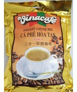 6 BAGS, VINACAFE, INSTANT COFFEE MIX 3 IN 1 ( NEW in bag ) - $43.99