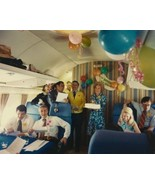 First Lady Pat Nixon celebrates birthday on Air Force One 1974 - New 8x1... - $7.05