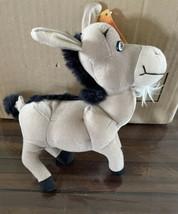 Nanco Shrek 2 Donkey Plush Dreamworks Nanco 2004 W/ Tags - $9.89