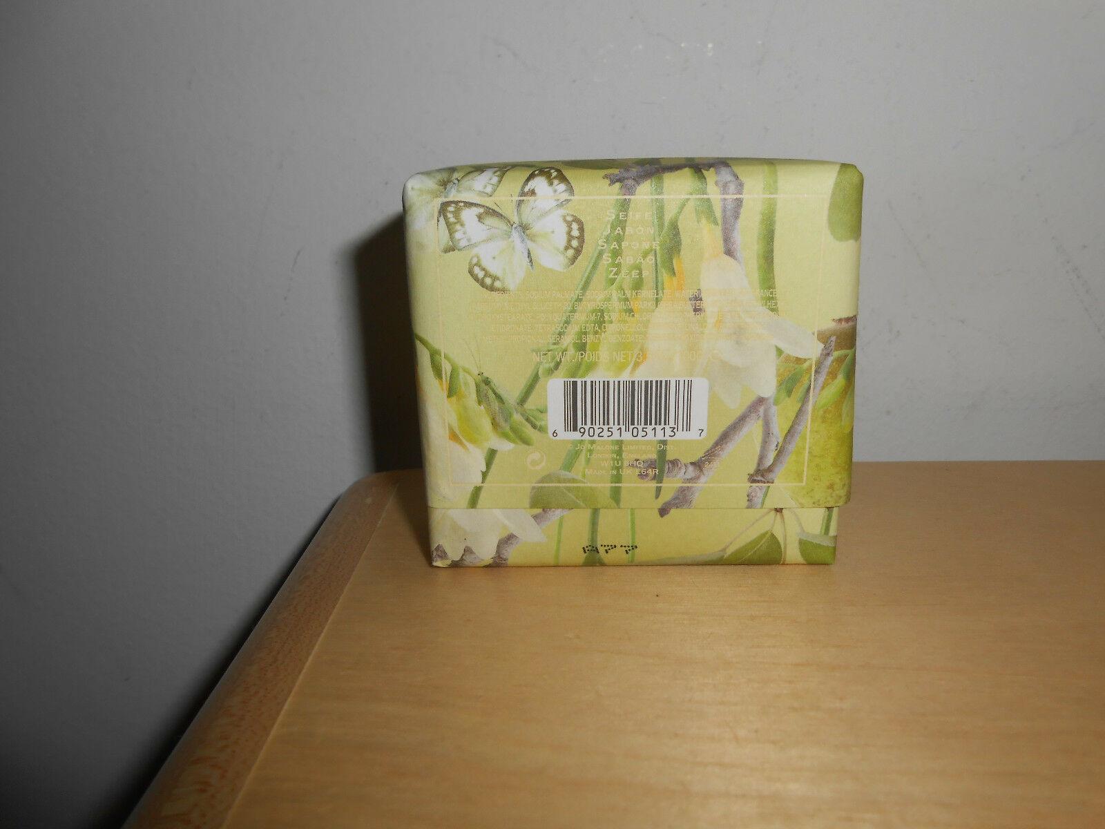 Jo Malone English Pear & Freesia Soap 3.5 oz 100 gr New In Packaging