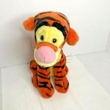 "Tigger 10"" Tall Stand Up Stuffed Animal EUC - $18.75"