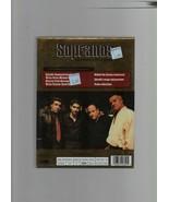 The Sopranos - The Complete Third Season - DVD Bonus - HBO - 780 minutes. - $8.81