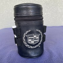 Vintage Cadillac Promotion Collectors Miniature Golf Ball And Tee Holder... - $29.98