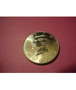 2002-D KENNEDY HALF DOLLAR  **L@@K**   >>COMBINED SHIPPING< - $1.98