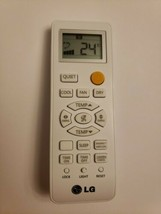 New Original LG AC Remote Control, model: 0010401715AD, ships from New Jersey - $17.66