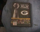 NFL: Super Bowl XLV (DVD, 2011) GREEN BAY PACKERS SUPER BOWL 45 BRAND NEW