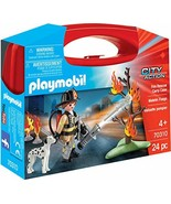 Playmobil Fire Rescue Carry Case - $14.99