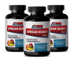 Weight Loss Fat Burner Pills - African Mango L EAN Extract - Pure African Mango E - $33.95