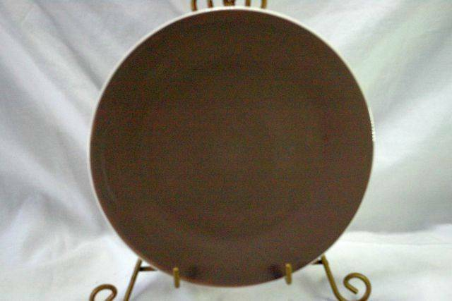 Primary image for Certified International 2005 Taffy Mocha Salad Plate 8 5/8""