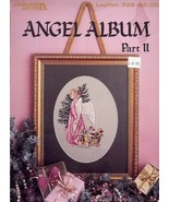 Christmas Angel Album Part II LA7321 Cross Stitch PATTERN/INSTRUCTIONS/L... - $2.14