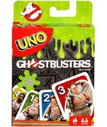 Ghostbusters Uno Card Game - Classic Card Game - $8.90