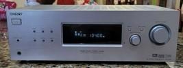 Sony Digital Audio Control Center Str-k700 FM stereo fm-am receiver TESTED - $60.78