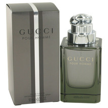 Gucci (New) by Gucci Eau De Toilette Spray 3 oz (Men) - $61.31