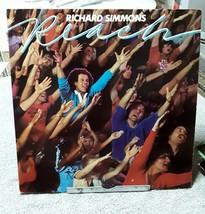 Richard Simmons Reach Vinyl Record 1982 Electra GATEFOLD - $4.99