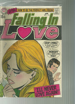 Falling in Love #114  (DC Romance Comic)   - $7.39