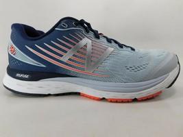 New Balance 880 v8 Sz 12 D WIDE EU 44 Women's Running Shoes Gray Purple W880GP8