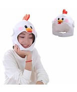 NACOCO Chicken Hat Eastern Girl Hat Cute Cap Funny Party Hats Holiday Ha... - $12.86