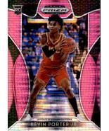 Kevin Porter Jr. 2019-20 Panini Prizm Draft Picks Pink Pulsar Rookie Car... - $4.00