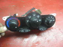 99 97 98 Hyundi tiburon heater heat ac climate control switch unit - $19.79