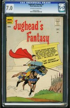 JUGHEAD'S FANTASY #1-CGC 7.0 RARE ARCHIE-1ST ISSUE-SOUTHERN STATES 00062... - $545.63