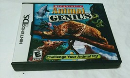 Scholastic Animal Genius Educational Game for Nintendo DS® Tested/Works ... - $10.75