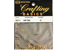 Westrim Crafting Basics Jump Rings 2MM Round #5902/4