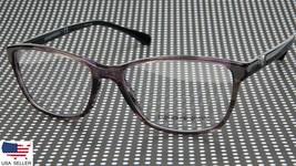 New Emporio Armani Ea 3099 5552 Acquerello Violet Eyeglasses Frame 54-16-140 B37 - $89.09