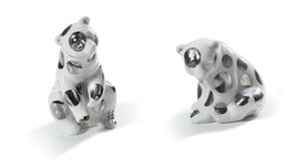 Lladro Retired SET 01007026-27 Polar bear resting & seated (Re-Deco) New in Box - $402.05
