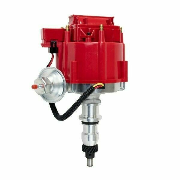 HEI DISTRIBUTOR FORD, 240 and 300 ENGINES, RED CAP F100 F150 F250 E150