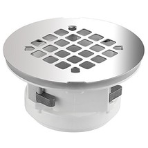 WingTite Shower Drain Replacement, Installs Entirely from the Top, Chrome - $44.94