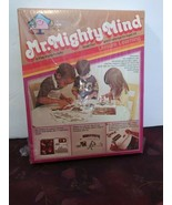 Vintage 1981 Mr. Mighty Mind Game For Ages 3 To 8 New And Sealed - $23.36