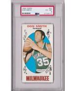 1969 Topps Don Smith Rookie #52 PSA 6 P580 - $14.17