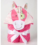 Pink Horse Hooded Towel - $30.00