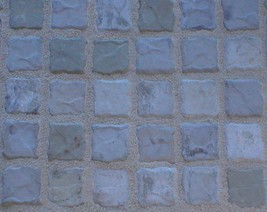 24-Mold DIY Supply Kit Makes 1000s of Cobblestone Tile Patio Pavers for Pennies image 2
