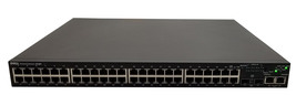 Dell PowerConnect 3548p 48 Port Network Switch Bin: 1 - $99.99